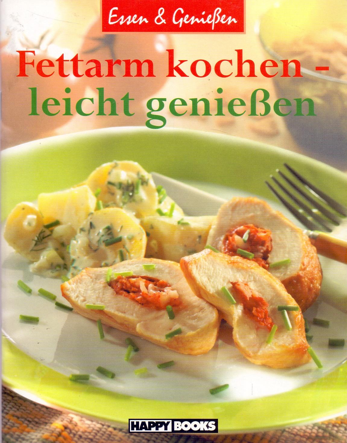 Essen & Genießen: Fettarm kochen - leicht genie...