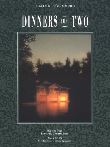 DINNERS FOR TWO: COOKBOOK WITH MUSIC CD - SHARO...