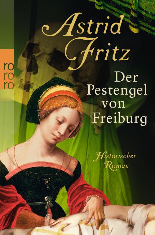 Der Pestengel von Freiburg - Fritz, Astrid