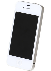 apple iphone 4 16gb wei gebraucht kaufen 0885909406883. Black Bedroom Furniture Sets. Home Design Ideas