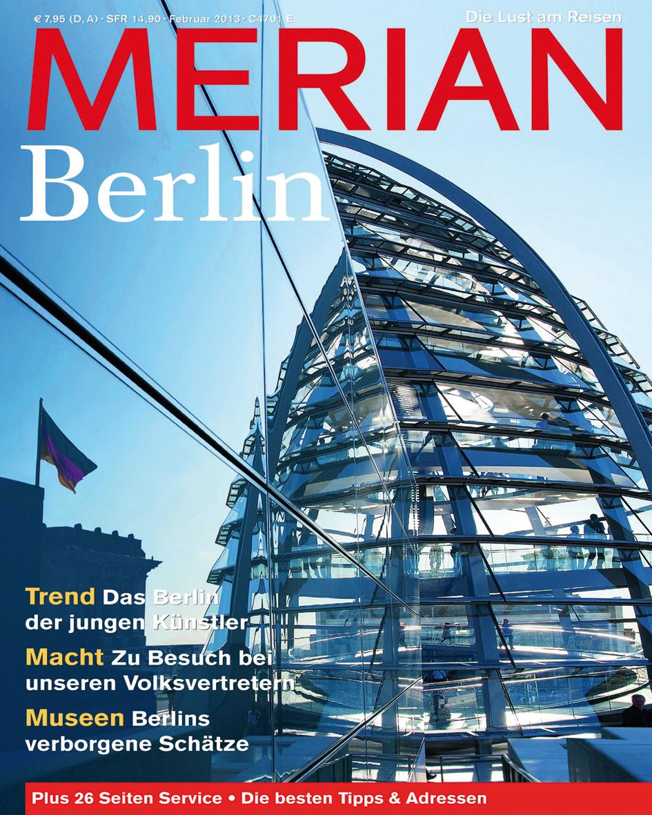 MERIAN Berlin 02/13 (MERIAN Hefte)