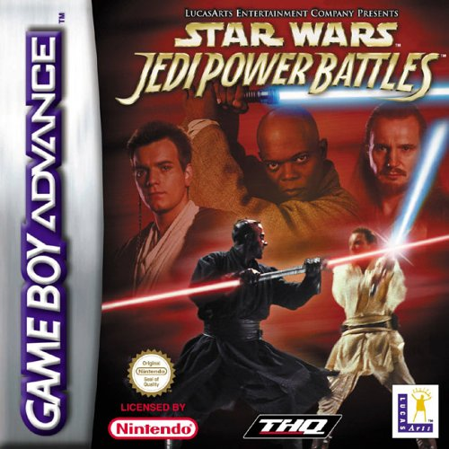 Star Wars: Episode 1 - Jedi Power Battles [Internationale Version]