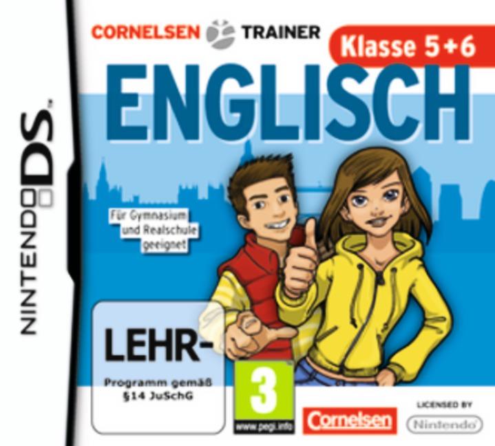 Cornelsen Trainer: Englisch Klasse 5. + 6.