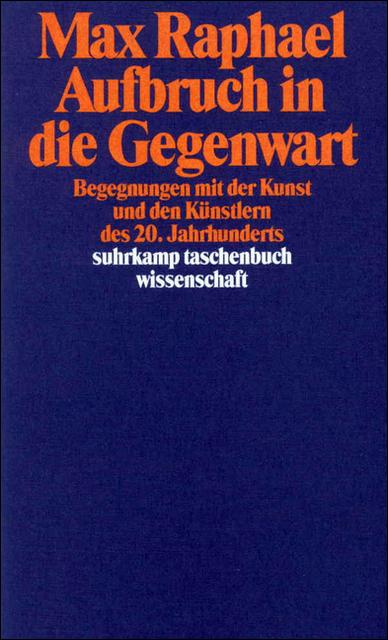 Werkausgabe. 11 Bände in Kassette: Band 3: Aufb...
