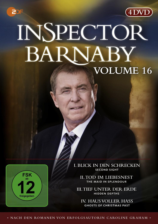 Inspector Barnaby: Vol. 16 [4 DVDs]