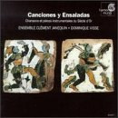 Ens.Clement Janequin - Canciones y Ensaladas (S...