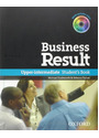 Business Result: Upper-Intermediate - Student's Book - Michael Duckworth [with CD-ROM]