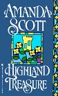 Highland Treasure - Amanda Scott