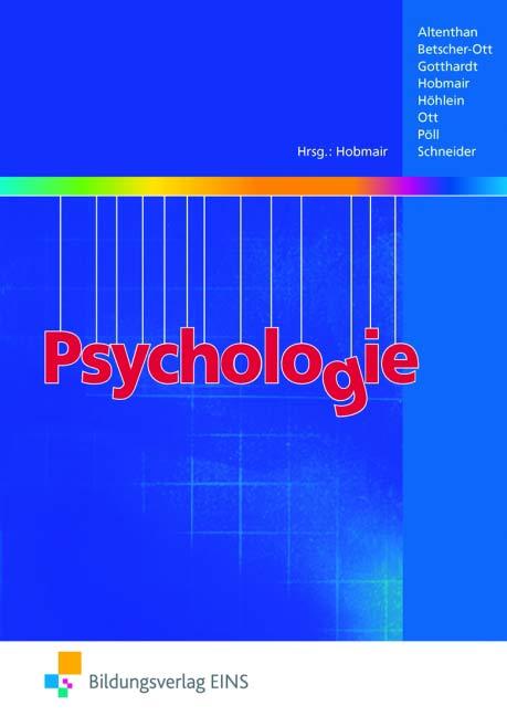 Psychologie - Hermann Hobmair [3. Auflage 2003]