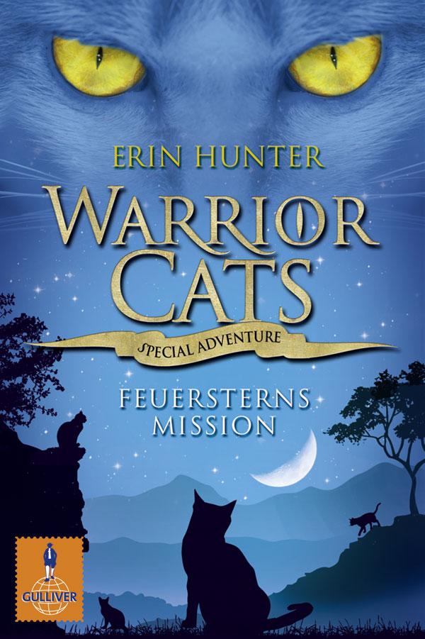 Warrior Cats - Special Adventure: Feuersterns Mission - Erin Hunter