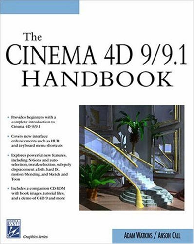 The Cinema 4D 9 Handbook (Charles River Media G...