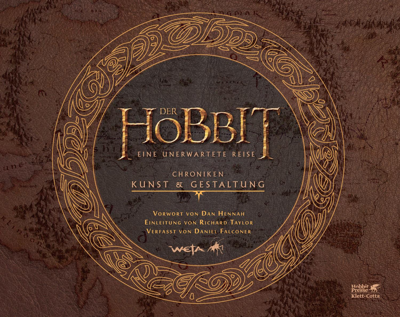 Der Hobbit: Eine unerwartete Reise - Chroniken, Kunst & Gestaltung