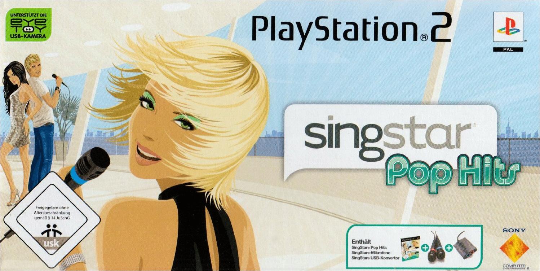 SingStar Pop Hits [inkl. 2 Mikrofone und USB Ko...