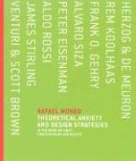Theoretical Anxiety and Design Strategies: In t...