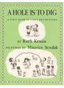 A Hole Is to Dig: A First Book Of First Definitions - Ruth Krauss