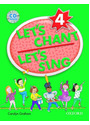 Let's Chant, Let's Sing - Book 4 - Carolyn Graham [With Audio CD]