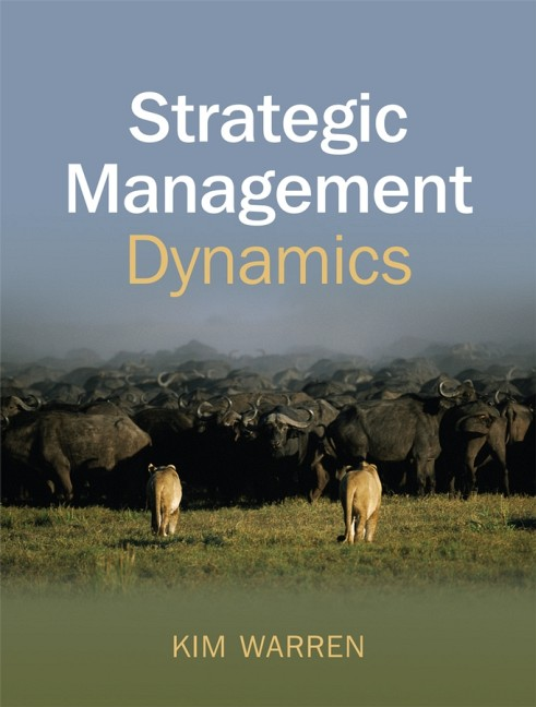 Just The facts101: Studyguide for Strategic Management Dynamics by Kim Warren, ISBN 9780470060674 - Study Guide