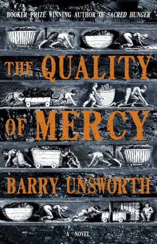 Quality of Mercy - Barry Unsworth