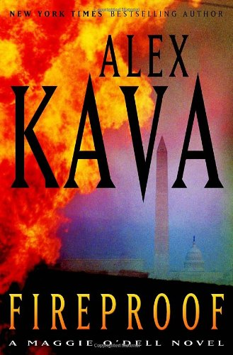 Fireproof: A Maggie O´Dell Novel - Alex Kava