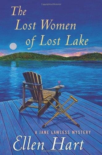 Jane Lawless Mysteries - Book 19: The Lost Women of Lost Lake - Ellen Hart