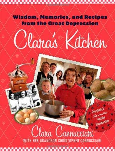 Clara´s Kitchen - Clara Cannucciari