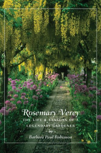 Rosemary Verey: The Life & Lessons of a Legenda...