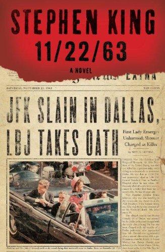 11/22/63 - Stephen King [Hardcover, Large Print]