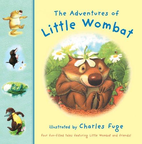 The Adventures of Little Wombat - Vicki Churchill, Angela McAllister