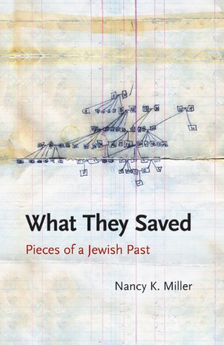 What They Saved: Pieces of a Jewish Past - Nancy K. Miller