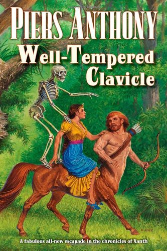 Xanth-Novels - Book 35: Well-Tempered Clavicle - Piers Anthony