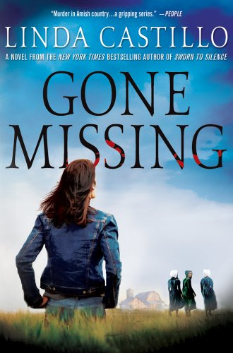 Kate Burkholder - Book 4: Gone Missing - Linda Castillo