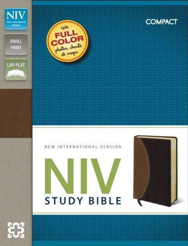 Study Bible-NIV-Compact - Zondervan Bibles