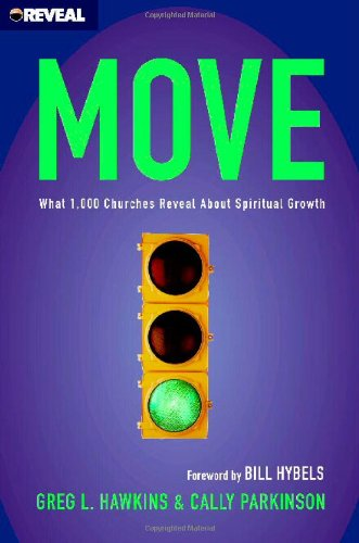 Move: What 1,000 Churches Reveal about Spiritual Growth - Greg L. Hawkins