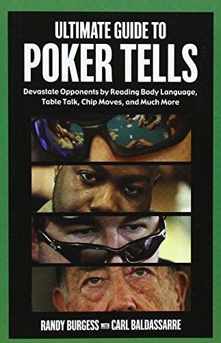 Baldassarre, Carl - Ultimate Guide to Poker Tel...