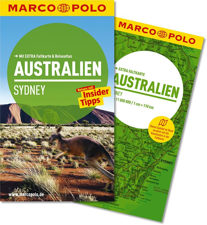 MARCO POLO Reiseführer Australien: Sydney - Bla...