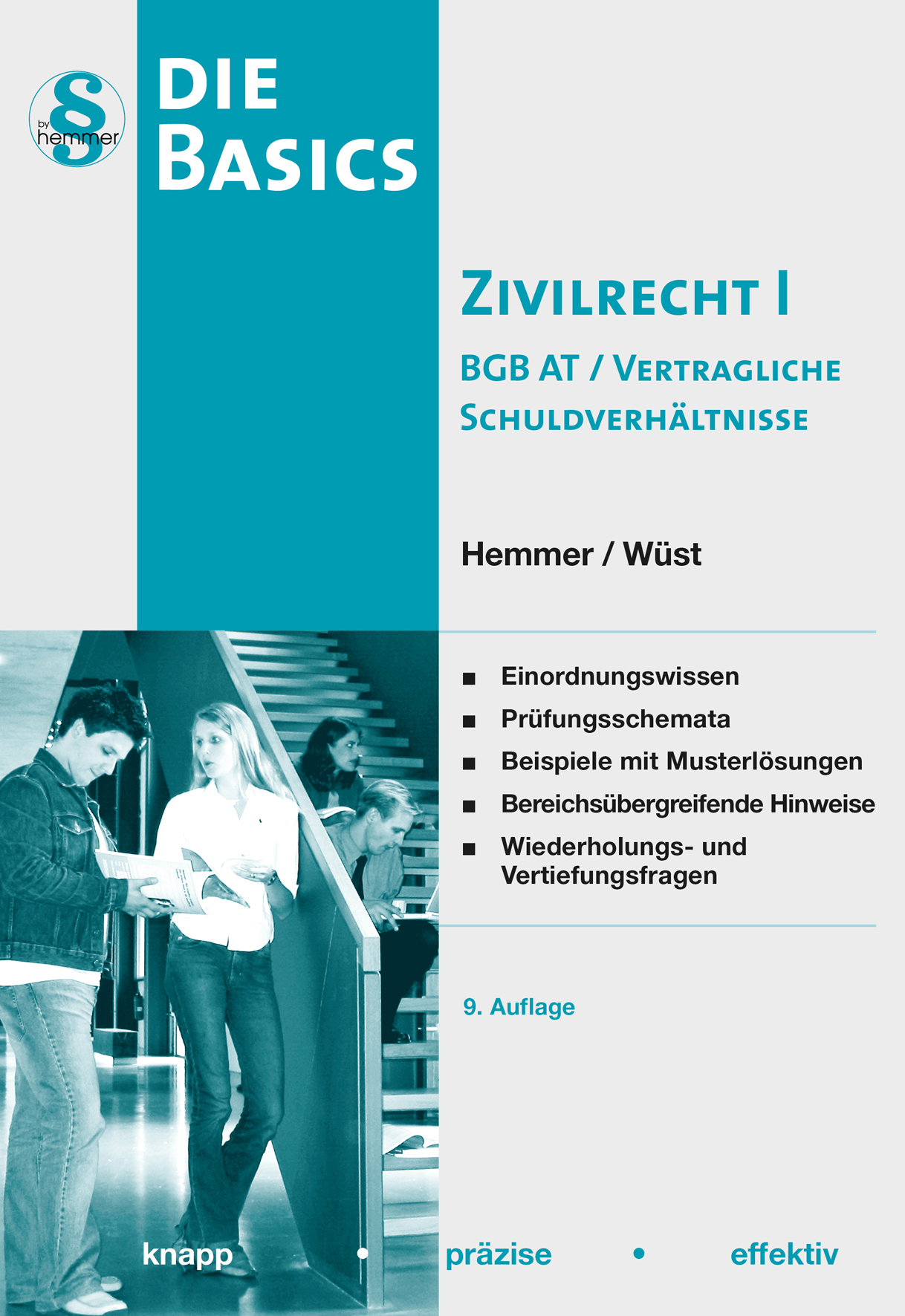 Basics Zivilrecht I. BGB-AT / Vertragliche Schu...