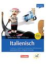 Lextra - Italienisch - Sprachkurs Plus: Anfänger: A1-A2 - Selbstlernbuch mit CDs und Pocket-Sprach-Reiseführer - Maurice Elston