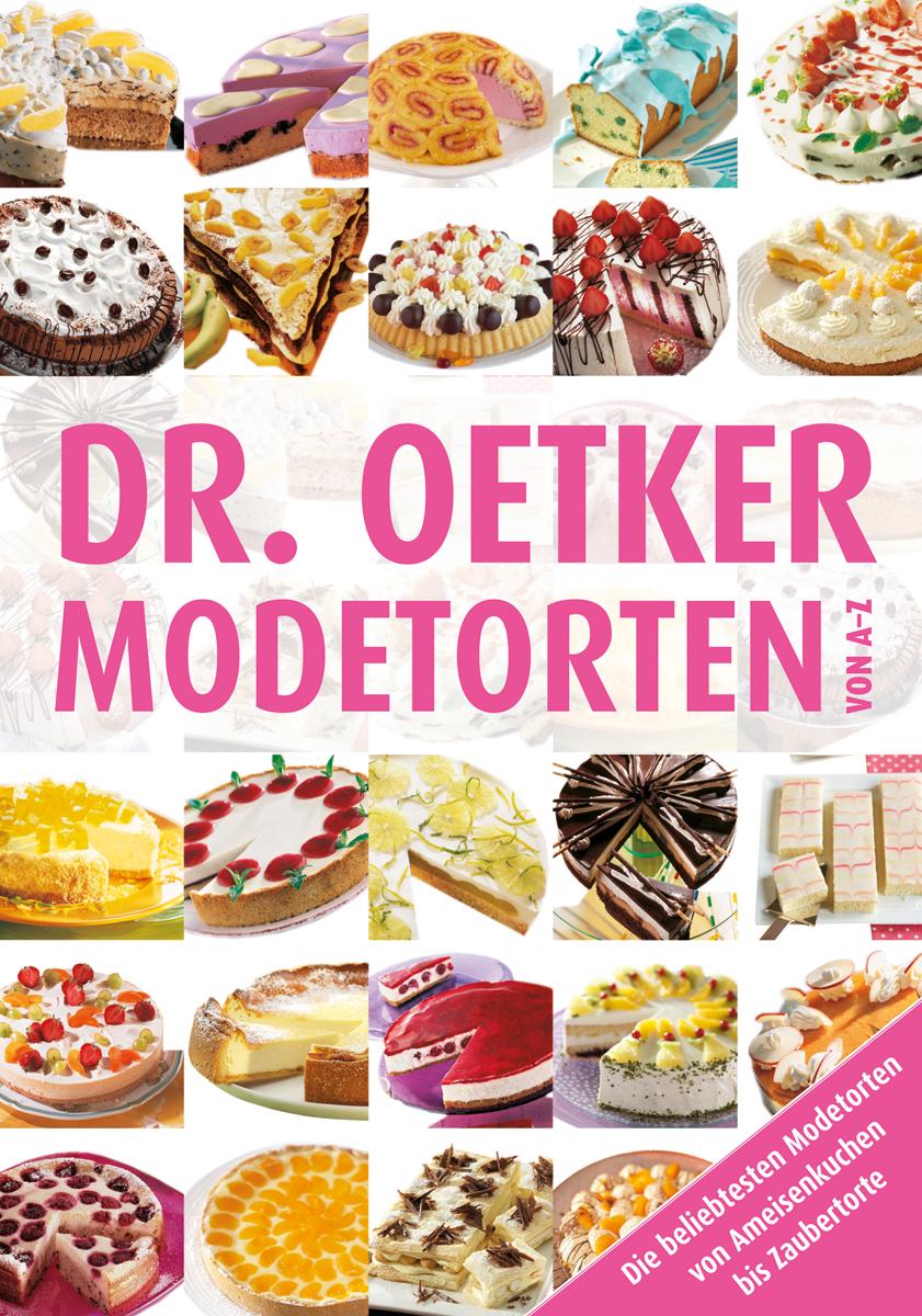 Modetorten von A-Z - Dr. Oetker