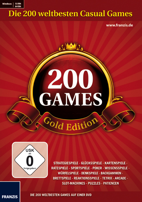 200 Games - Gold Edition