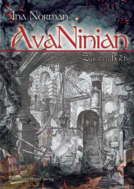 AvaNinian - Zweites Buch - Ina Norman