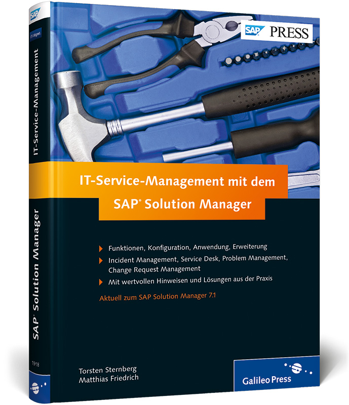 IT-Service-Management mit dem SAP Solution Mana...