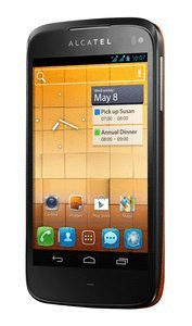 Alcatel 997D One Touch 4GB orange