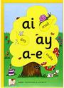 Jolly Phonics Alternative Spelling and Alphabet Posters - Sue Lloyd