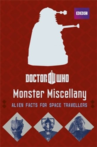 Doctor Who: Monster Miscellany [Hardcover]