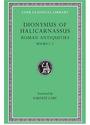 Roman Antiquities - Volume I: Books 1-2: v. 1 - Dionysius of Halicarnassus