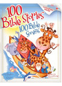 100 Bible Stories, 100 Bible Songs - Stephen Elkins [ With CD] [Hardcover]