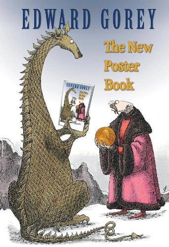 The New Poster Book - Edward Gorey