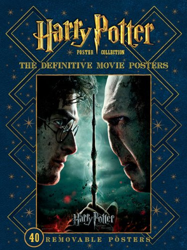 Harry Potter Poster Collection: The Definitive Movie Posters - Warner Bros Entertainment