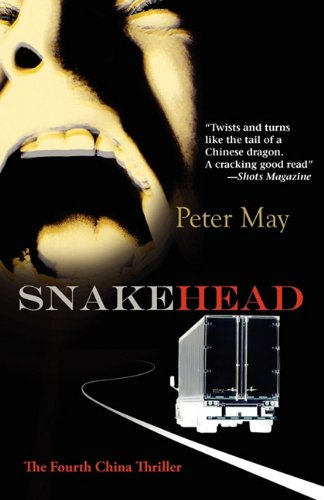 Snakehead - Peter May