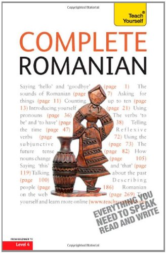 Teach Yourself Complete Romanian - Dennis Deletant